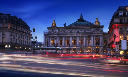 Paris opera house  The Palais Garnier , France  The Palais Garnier is Paris Opera house, Inspiring Gaston Leroux to incorporate the idea into his novel The Phantom of the Opera and Andrew Lloyd Webber s musical