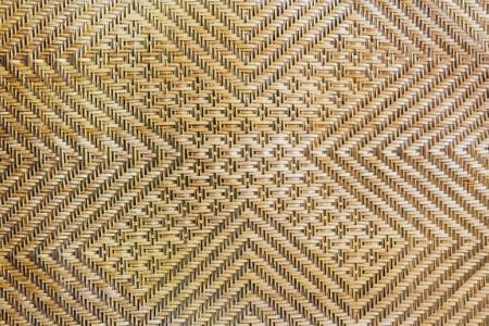 wickerwork: Basketry  Wickerwork  of rattan, made in Thailand
