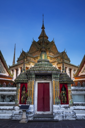 Buddhist temple photo