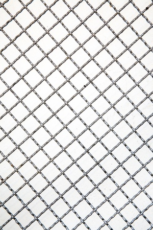 Grid line of metal fence pattern, Background, Abstract or Texture Stock Photo - 20832902