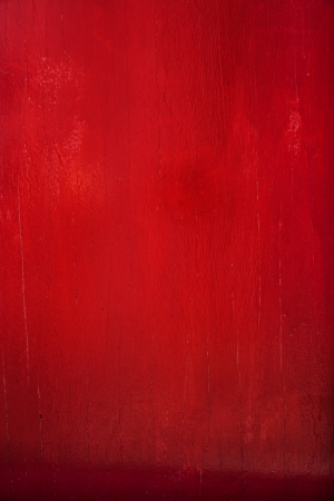 fluting: Red Wood Door Background, Abstract or Texture