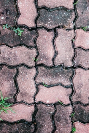 fluting: Road Background, Abstract or Texture  Stock Photo