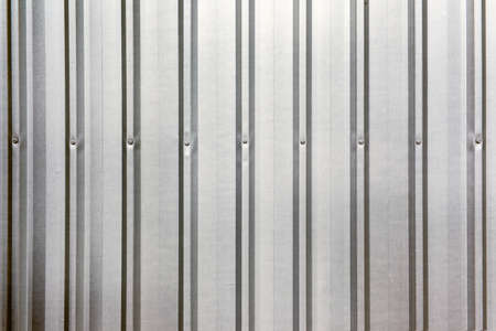 fluting: Metal Sheet pattern, Background, Abstract or Texture