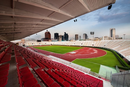 stadia: The National Stadium of Thailand is a sports complex located in Pathum Wan District, Bangkok  its main venue, the complex has since expanded and now consists of multiple stadia and sporting facilities  Editorial