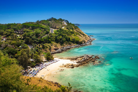 Phuket Island, Tourist attraction in Thailand  - Phuket is an international magnet for beach lovers and serious divers in the Andaman Sea   photo