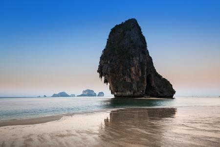 viewpoints: Maya bay or Ao Maya, Krabi, The most beautiful beach in Thailand  Maya bay  Mahya, Maya beach, Ao Maya  is popular for diving, and the movie The Beach was filmed there