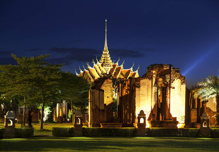 architectural heritage of the world: Ancient City or Ancient Siam or Mueang Boran, Samutparkan, Thailand.