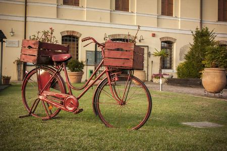 static bike: The Enchanted Garden