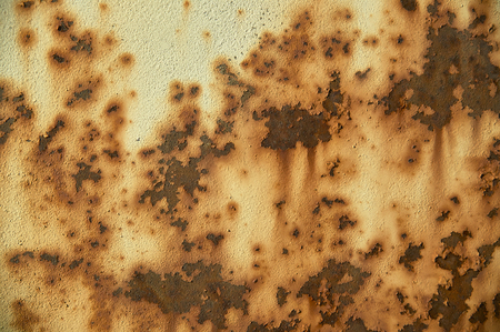 High definition texture of a rusty, weathered ferrous surface.