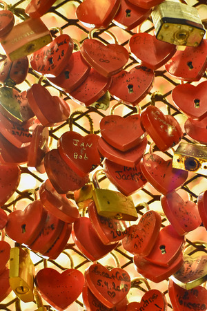 Padlocks of love #4