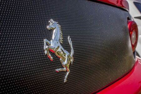 The Prancing Horses coat of arms: The unique symbol that characterizes Ferrari cars