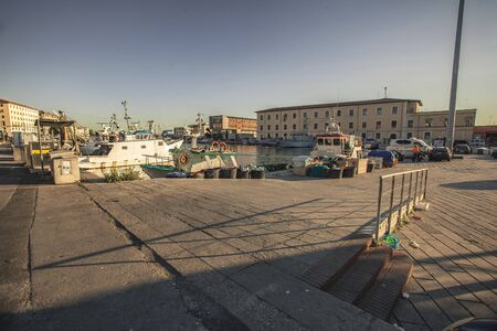 Detail of the old port of Livorno #2