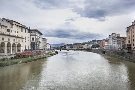 Arno River in Florence 2