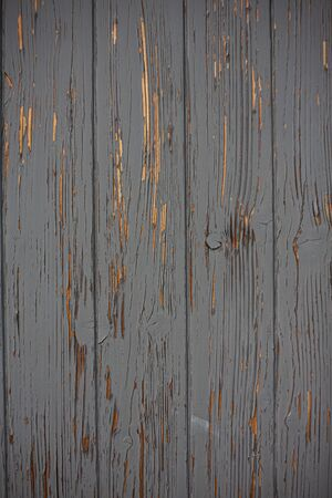 Wood texture with peeling paint, image in high resolution and with high level of detail