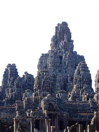 angor: Bayon temple