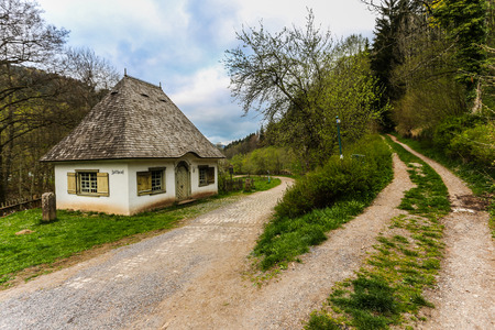 country house style: The German country house