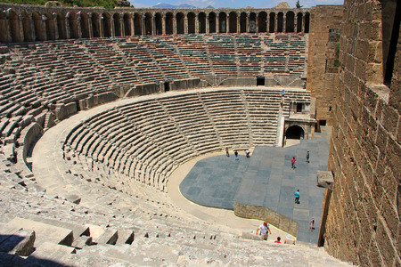 aas: Rome Theatre (Turkey)