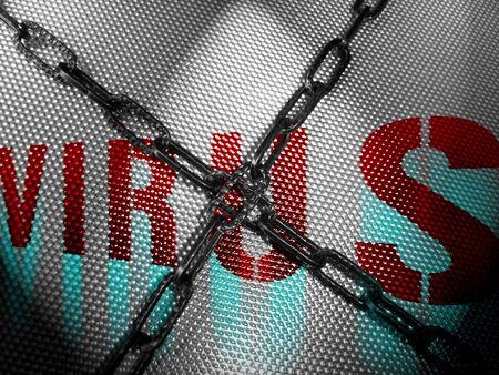 unchain: No Virus concept