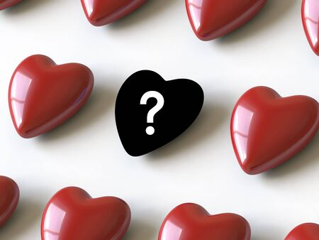 secretive: hearts