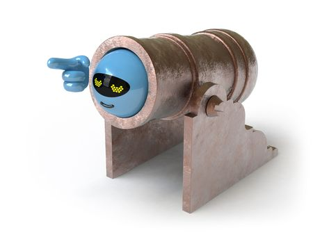 firepower: cannon