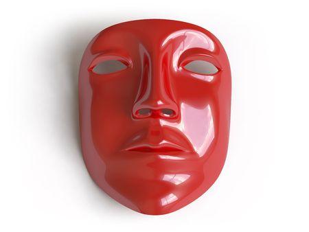 psyche: mask