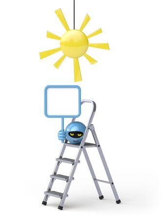 eden: sun Stock Photo