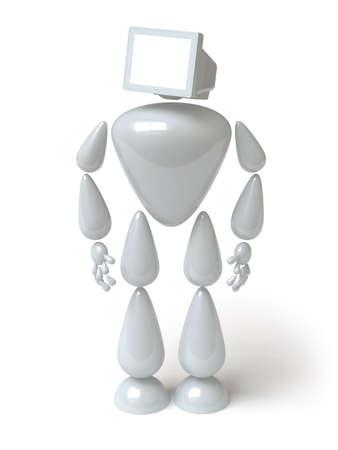 robot Stock Photo - 5987547