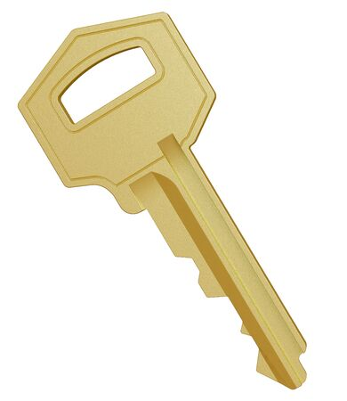 golden key: key