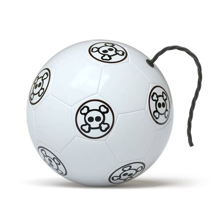 soccer ball Stock Photo - 6666586