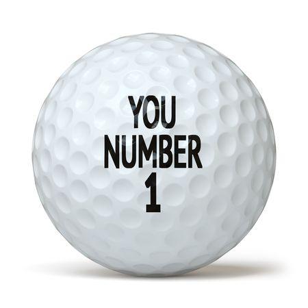 golfball: golfball Stock Photo