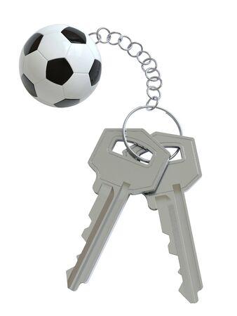 soccer ball Stock Photo - 6699488