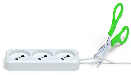 outlet Stock Photo - 6834068