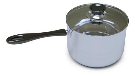 saute: pan