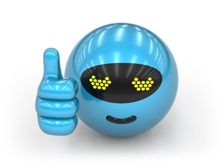 funny robot: toy