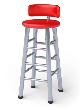 barstool: stool Stock Photo