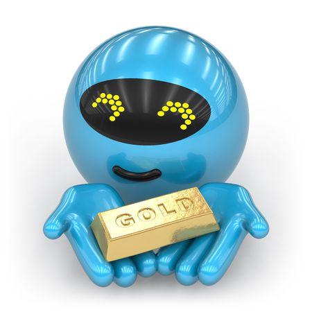 goldbars: toy
