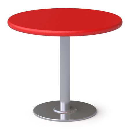 seating furniture: table