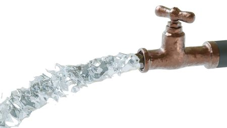 jet stream: agua