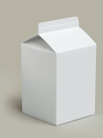 cartons: milk box