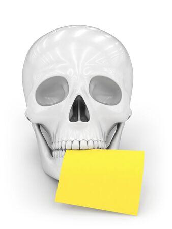 skull Stock Photo - 8538358
