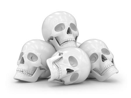 skull Stock Photo - 8538357