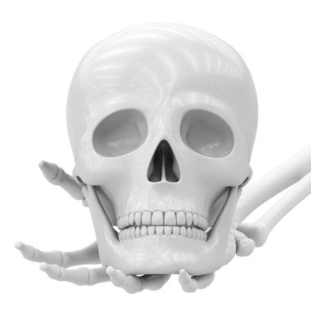 skull Stock Photo - 8640899
