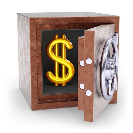 dollar Stock Photo - 8930213