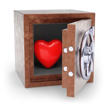 bank robber: heart
