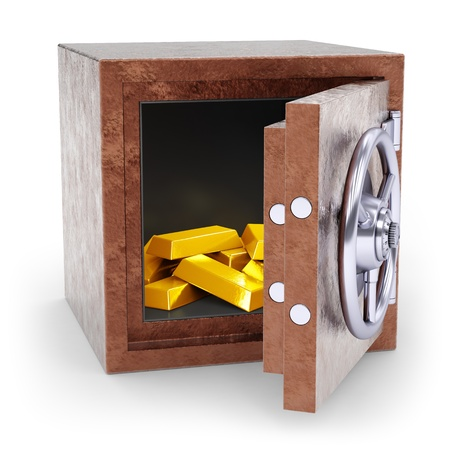 gold Stock Photo - 8930220