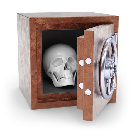 skull Stock Photo - 8930216