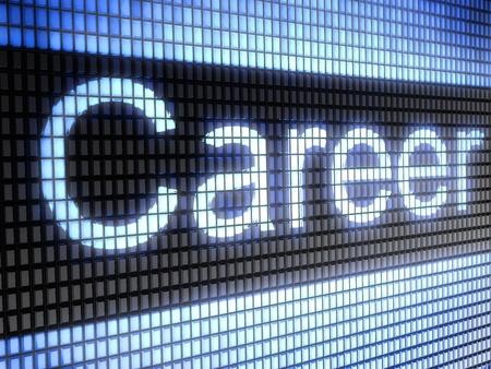job vacancies: career