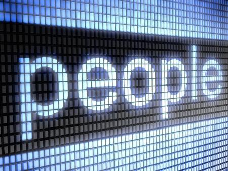 electors: people