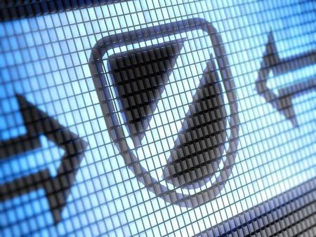 virus informatico: Escudo Foto de archivo
