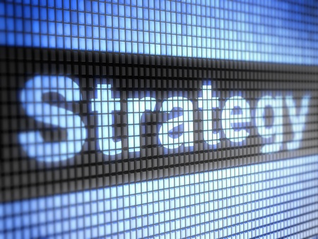 policies: strategy Stock Photo
